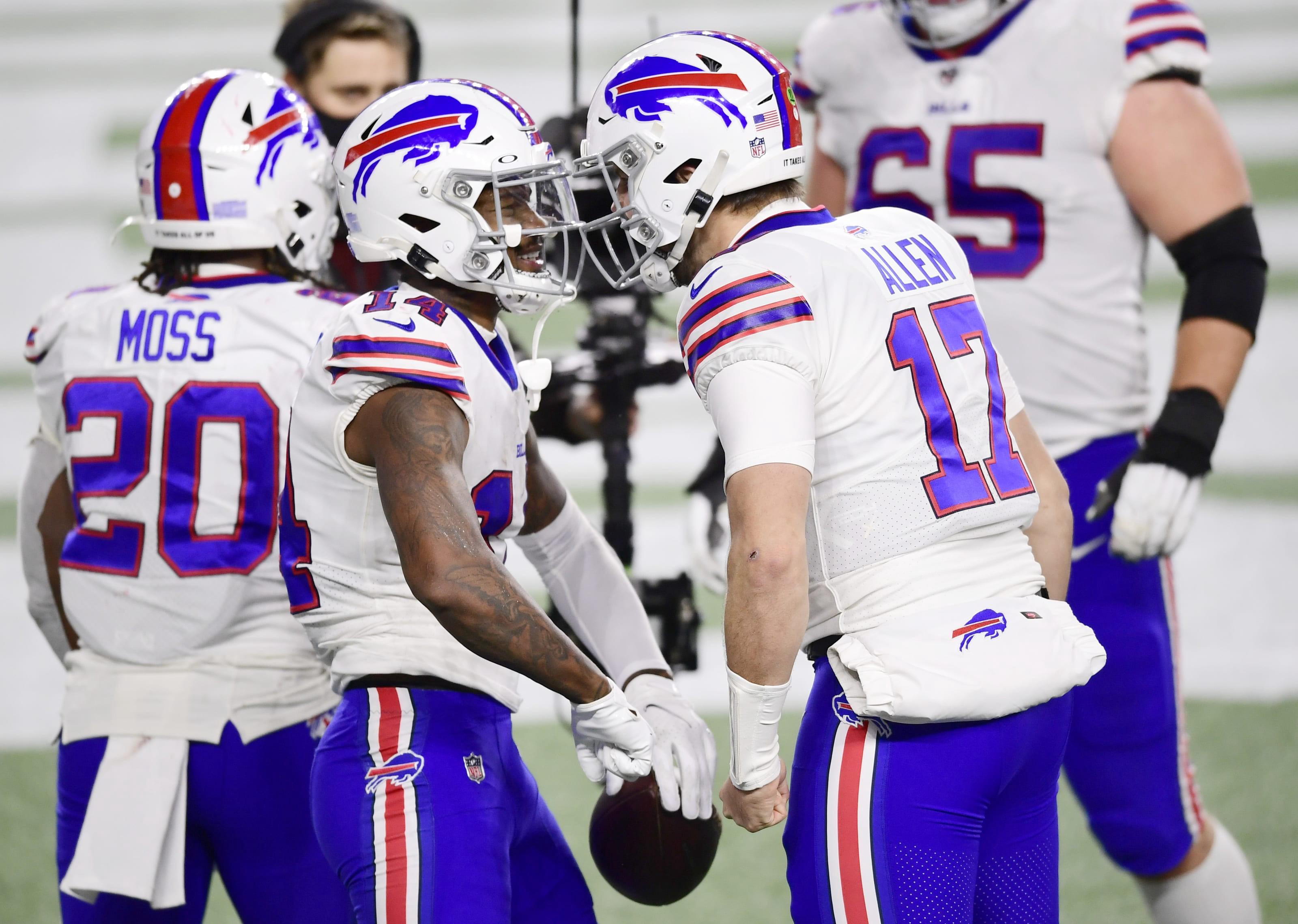 The Buffalo Bills Are the Best Team in the 2021 AFC Playoffs | by Rajan  Nanavati | SportsRaid | Medium